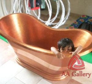 Kerajinan Bathtub